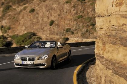 2011 BMW 6er cabrio 38