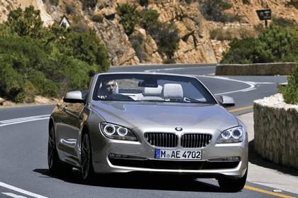 2011 BMW 6er cabrio 45