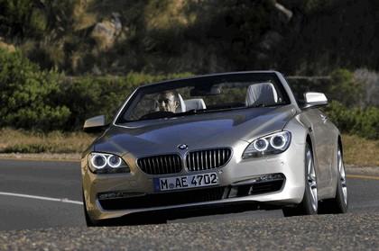 2011 BMW 6er cabrio 51
