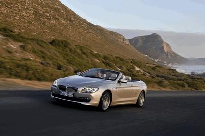 2011 BMW 6er cabrio 55