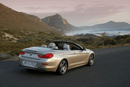 2011 BMW 6er cabrio 60
