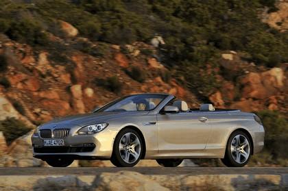 2011 BMW 6er cabrio 65