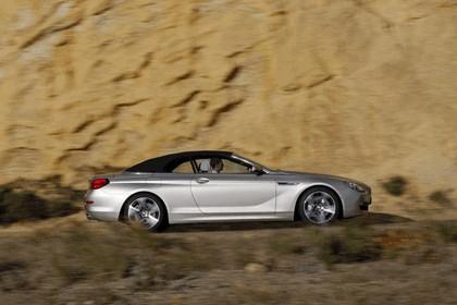 2011 BMW 6er cabrio 70