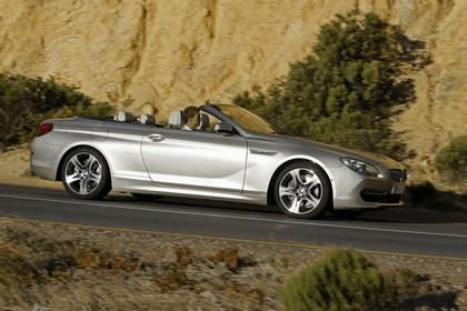 2011 BMW 6er cabrio 72