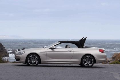 2011 BMW 6er cabrio 75