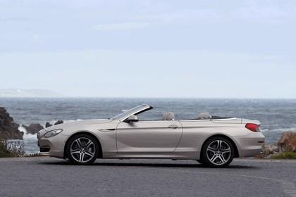2011 BMW 6er cabrio 80