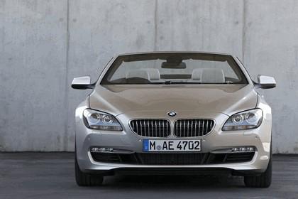 2011 BMW 6er cabrio 95