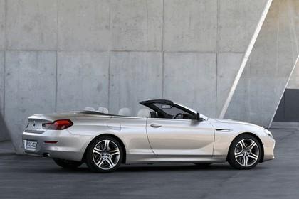 2011 BMW 6er cabrio 99