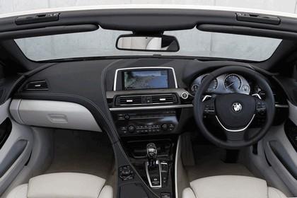 2011 BMW 6er cabrio 118