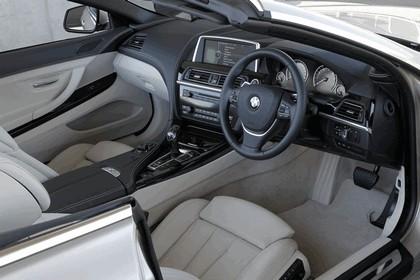 2011 BMW 6er cabrio 119