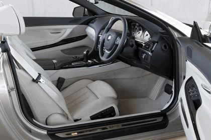 2011 BMW 6er cabrio 120