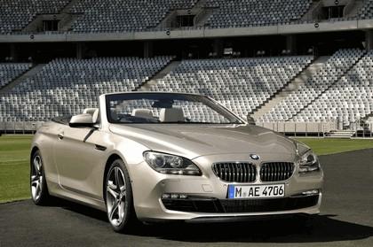 2011 BMW 6er cabrio 137