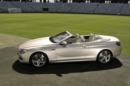 2011 BMW 6er cabrio 140