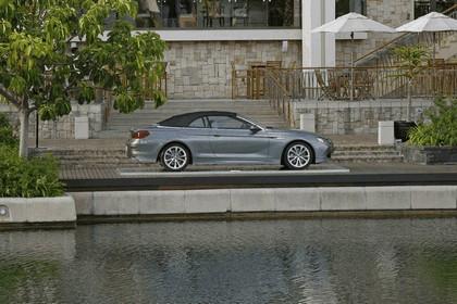 2011 BMW 6er cabrio 145