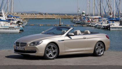 2011 BMW 6er cabrio 8