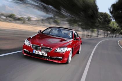 2011 BMW 6er coupé 11