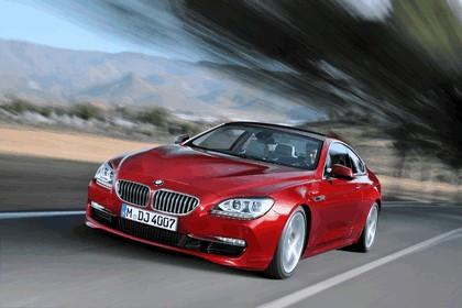 2011 BMW 6er coupé 12