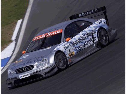 2005 Mercedes-Benz CLK DTM 7
