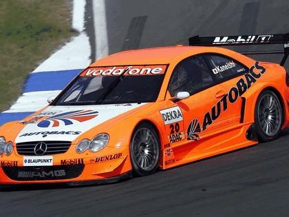 2005 Mercedes-Benz CLK DTM 55