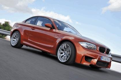 2011 BMW 1er M coupé 11