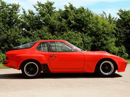 1981 Porsche 924 ( 937 ) Carrera GTS 4