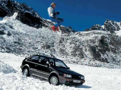 1987 Mazda 323 4WD ( BF ) 1