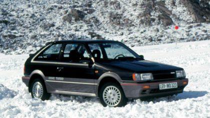 1987 Mazda 323 4WD ( BF ) 5