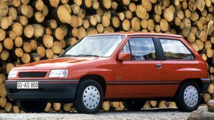 1990 Opel Corsa ( A ) 3-door 6