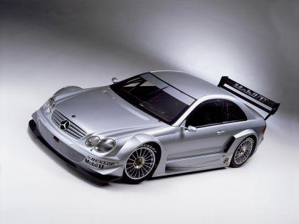2005 Mercedes-Benz DTM AMG Test Car 1