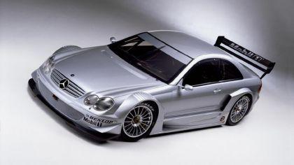 2005 Mercedes-Benz DTM AMG Test Car 8