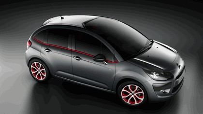 2011 Citroen C3 Red Block 1