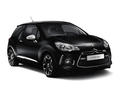 2011 Citroën DS3 Série Noire 1