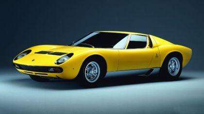 1971 Lamborghini Miura 1
