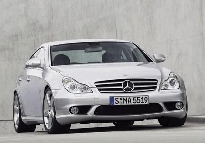 2005 Mercedes-Benz CLS 55 AMG 1