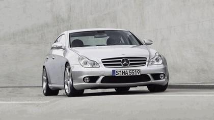 2005 Mercedes-Benz CLS 55 AMG 5