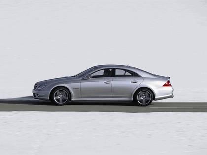 2005 Mercedes-Benz CLS 55 AMG 6
