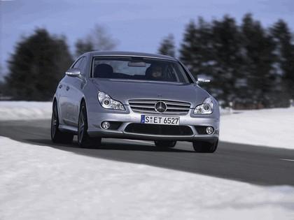 2005 Mercedes-Benz CLS 55 AMG 8