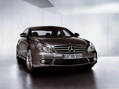 2005 Mercedes-Benz CLS 55 AMG 9