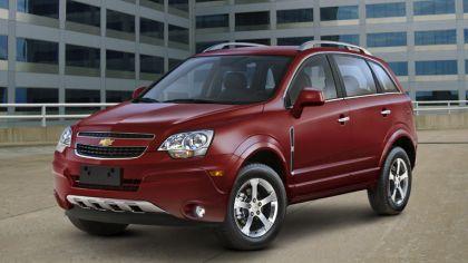 2011 Chevrolet Captiva Sport 7
