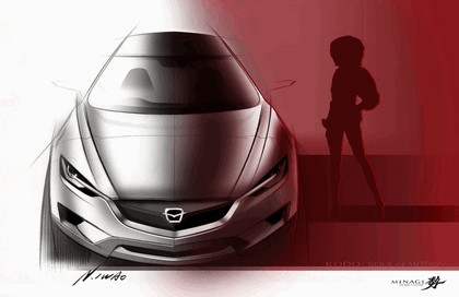 2011 Mazda Minagi concept 31