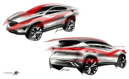 2011 Mazda Minagi concept 35