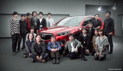 2011 Mazda Minagi concept 37