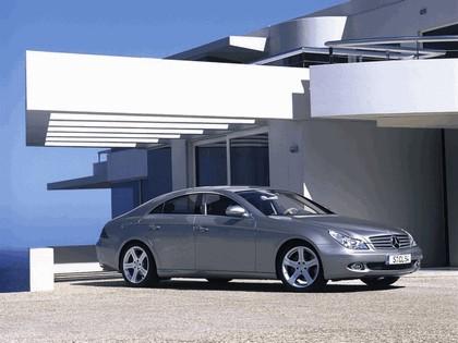 2005 Mercedes-Benz CLS-klasse 1