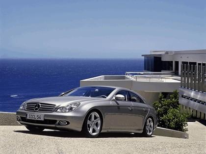 2005 Mercedes-Benz CLS-klasse 4