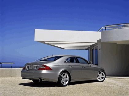 2005 Mercedes-Benz CLS-klasse 5