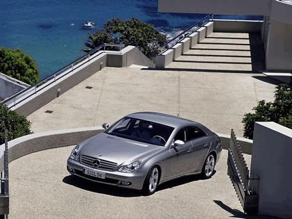 2005 Mercedes-Benz CLS-klasse 7