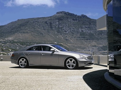2005 Mercedes-Benz CLS-klasse 12