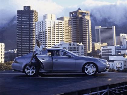 2005 Mercedes-Benz CLS-klasse 14