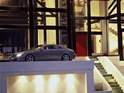2005 Mercedes-Benz CLS-klasse 17