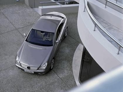 2005 Mercedes-Benz CLS-klasse 18